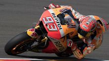 Marquez: MotoGP scrap is exhausting but exciting