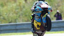 Moto2 Spielberg FT3: Lowes vorn, Schrötter muss nach Sturz ins Q1