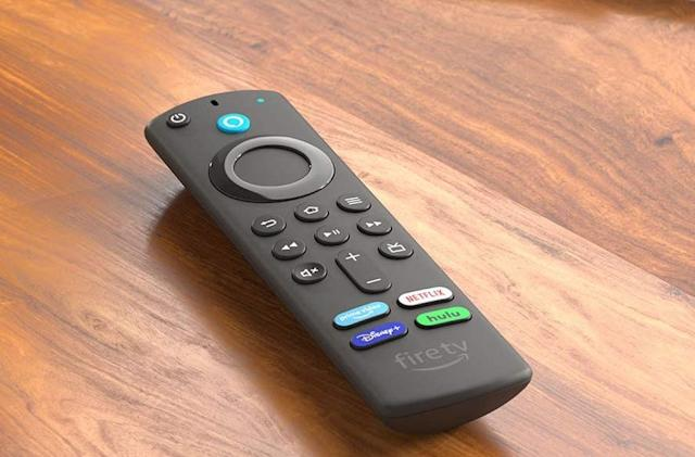 Amazon's new Fire TV voice remote with app shortcuts will ship April 14th