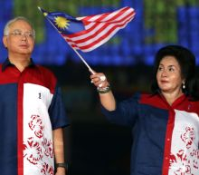 Malaysia's luxury-loving former first lady laments 'trying times'