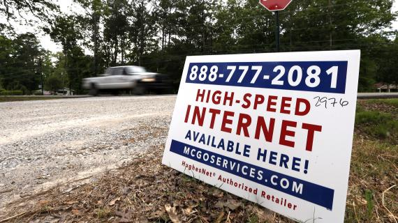 Why the Founding Fathers would want us all to have fast Internet