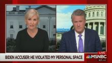 Mika Brzezinski defends Joe Biden: He is 'extremely flirtatious in a completely safe way'