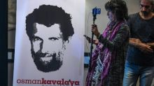 Turkey court rules civil society leader Kavala to stay in jail: NGO