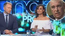 Lisa Wilkinson takes a swipe at Prince Andrew on The Project