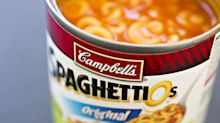MARKETS: Campbell Soup sinks, warns of tariff impact; Applied Materials drags semiconductors lower; Bank of America, Citigroup drop