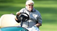 'Maybe there's a miracle': Golf icon's devastating diagnosis