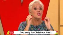 Loose Women's Denise Welch unleashes Christmas rant