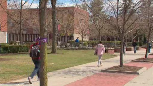 Rutgers students posting racy Twitter comments