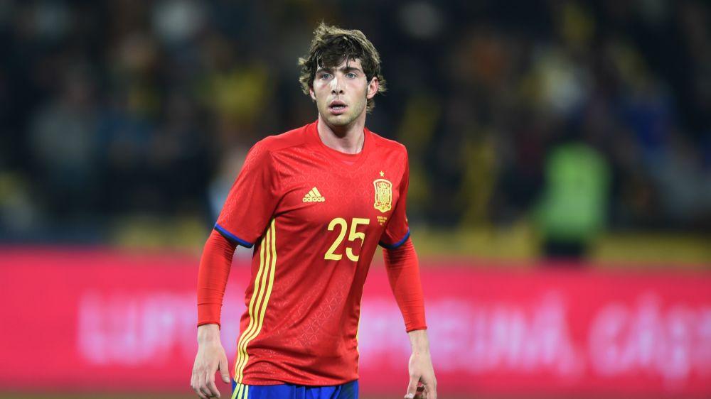 Sergi Roberto causa baja en la Selección