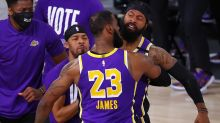Lakers snuff out Nuggets' magic, advance to first NBA Finals since 2010