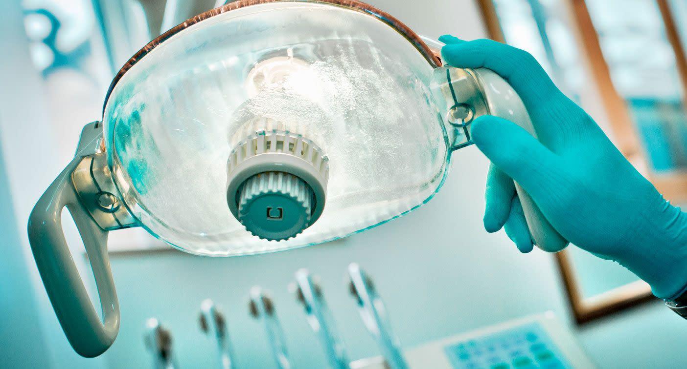 Woman's teeth vanish as killer disease disfigures her smile