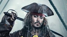 Pirates 5 gets some cool new character posters
