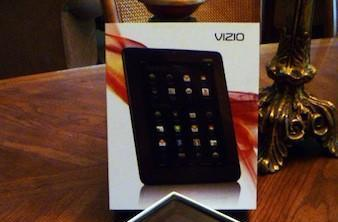 Vizio Tablet tiptoes into retail, starting at Costco