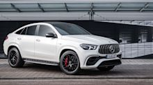 Mercedes-AMG Goes Big Once Again with 603-HP GLE63 S Coupe