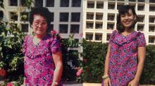 Muumuu enthusiast finds family treasure at Salvation Army