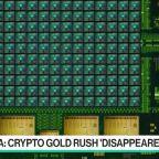 Nvidia's Crypto Gold Rush Goes Bust
