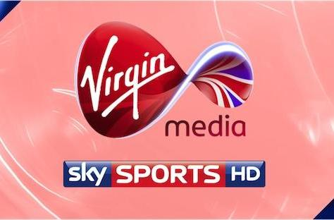 Virgin Media rolls out more Sky Sports HD and entertainment channels