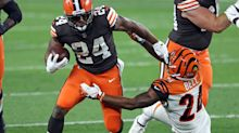 Why the Browns need to lead the NFL in rushing attempts: Gotta Watch The Tape -- An Orange and Brown Talk Special Edition