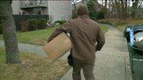 Man Arrested for Stealing Neighbor`s Packages