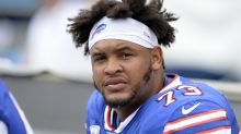 Bills sign left tackle Dawkins to 4-year contract extension