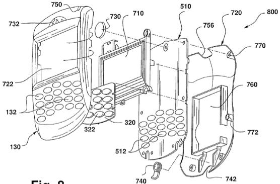 RIM gets funky, patents fuel cell manufacture for mobile devices