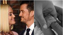 """È nata Daisy Dove, la prima figlia di Orlando Bloom e Katy Perry. """"Stiamo volando"""""""