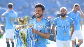 Report: Man City's David Silva may join Miami team