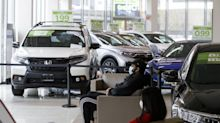 Canada's Trade Gap Widens Sharply on Surge in Auto Imports