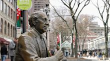 Boston police issue apology for Black History Month tweet honoring Red Auerbach