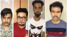 Narcotics Control Bureau busts international drug trafficking module, arrests four Afghan nationals