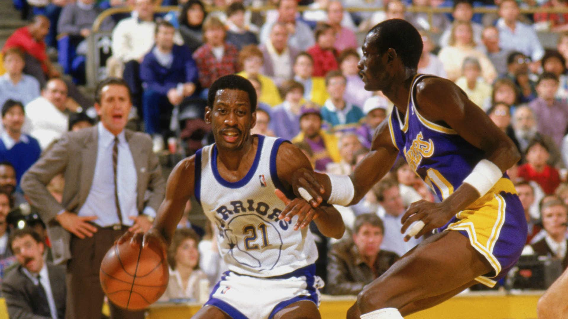 NBA flashback Sleepy Floyd drops playoff record 39 second half on