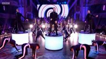 Fans brand Mark Owen 'unrecognisable' during Take That's performance on 'Strictly Come Dancing'