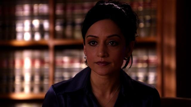 The Good Wife - Kalinda's Sexuality