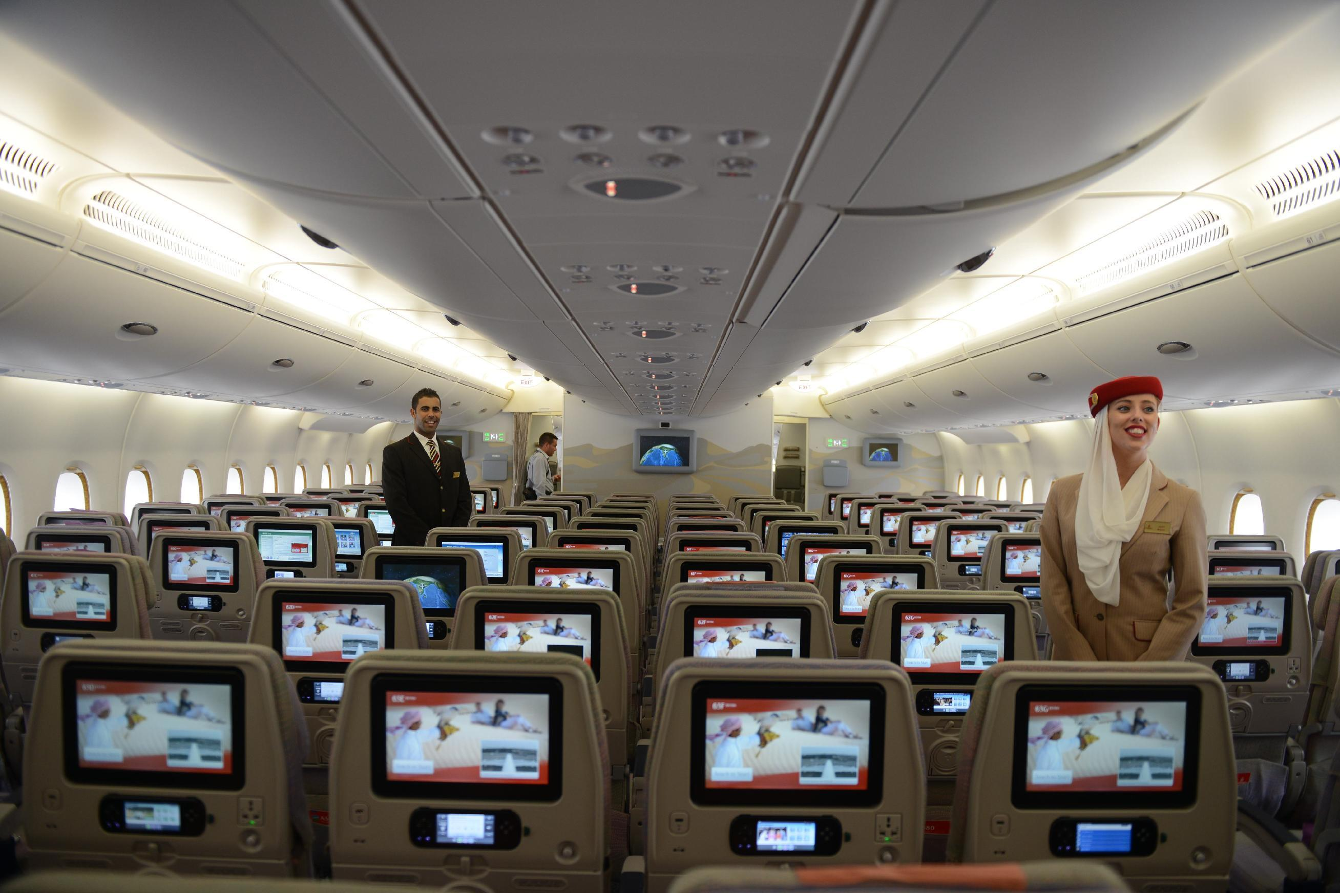 """Emirates also came top for """"Best Inflight Entertainment,"""" a title the airline has held for 12 years."""