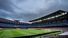 Coronavirus: De Laurentiis slams 'embarrassing' UEFA decision to stage Barcelona-Napoli at Camp Nou