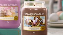 Yankee launches chocolate egg scented candle in time for Easter