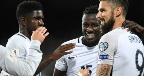 Foot - Bleus - Olivier Giroud : «Quoi qu'on dise de moi, je garde ma ligne directrice»