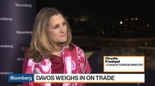 Huawei, China Tensions a 'Central Concern' for Canada, Freeland Says