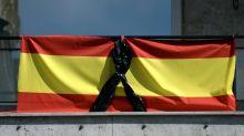 Virus: repli du nombre de morts en Espagne, plus de 15.000 au total