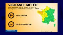 """Alex: Météo-France évoque une """"tempête explosive"""", avec des précipitations intenses en Bretagne"""