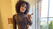 Mel B declares 'Scary's back' as she makes glamorous return to social media