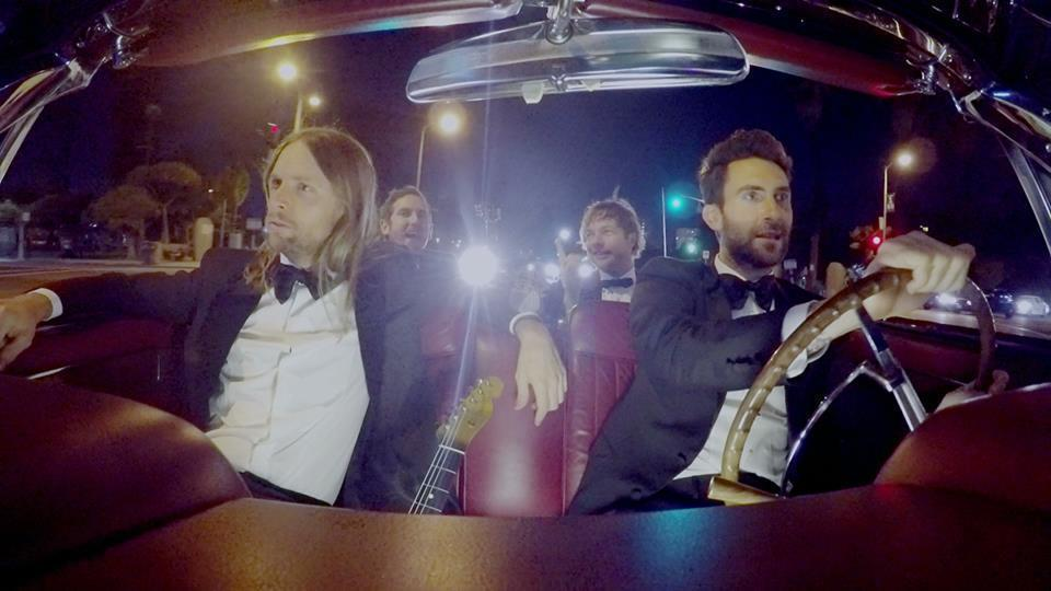 See Maroon 5 Crash Weddings In Sugar Clip Video