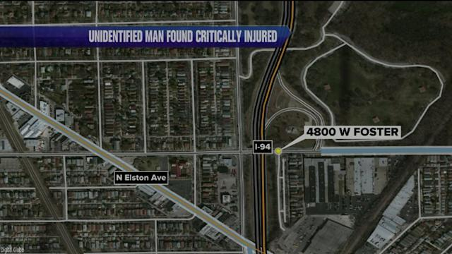 Police Ask for Help Identifying Man Found Near Expressway