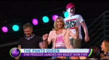 Star Pantomime producer launches her biggest show ever