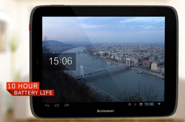 Lenovo's IdeaTab S2109 unveiled on YouTube, shows off 8.9mm-thick unibody shell
