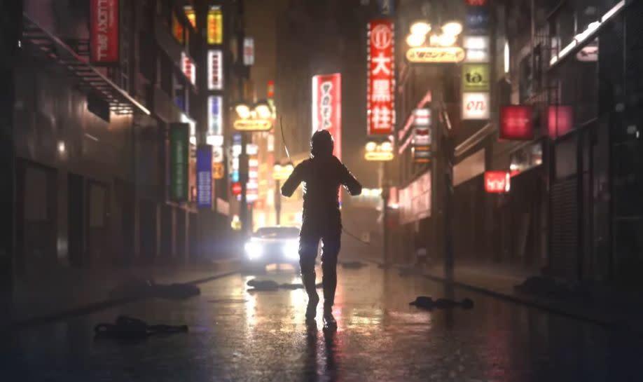 《GhostWire:Tokyo》