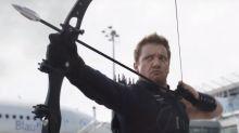 Captain America: Civil War Pits Black Widow Against Hawkeye