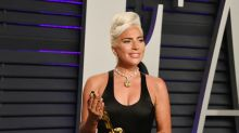 Lady Gaga's $30 million Oscars necklace was last seen on Audrey Hepburn