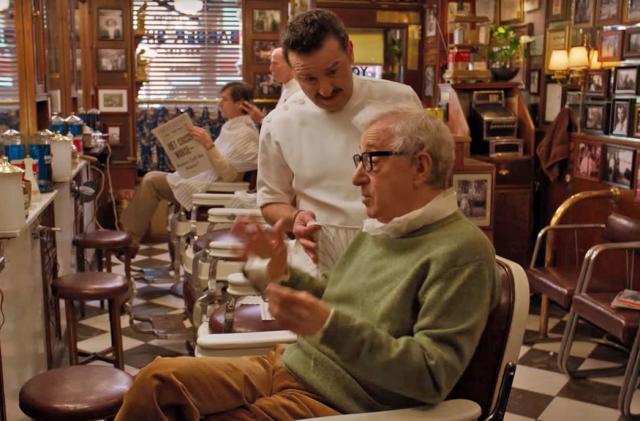 Woody Allen's Amazon series arrives September 30th