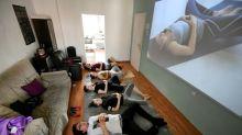 Pandemic flatsharing: German students in cosy quarantine